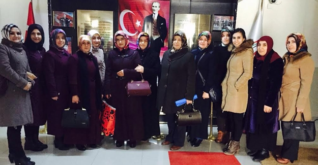 Kadın kollarından 'Kılıçdaroğlu' açıklaması