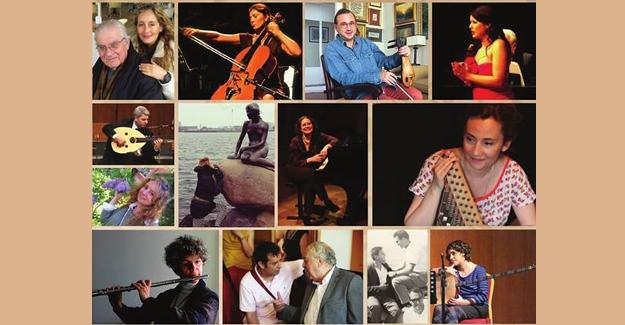 Kızıltuğ'dan 'Müzik Sohbetleri'
