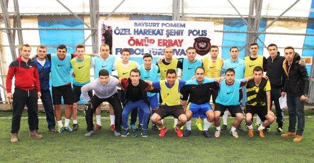 Şehit Polis Ömür Erbay Futbol Turnuvası