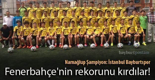 Yenilmez armada: İstanbul Bayburtspor