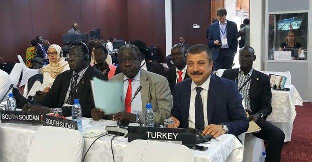 Milletvekili Kavcıoğlu, Zambiya'da