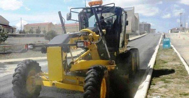 Bayburt Belediyesi, onarım çalışmalarını başlattı