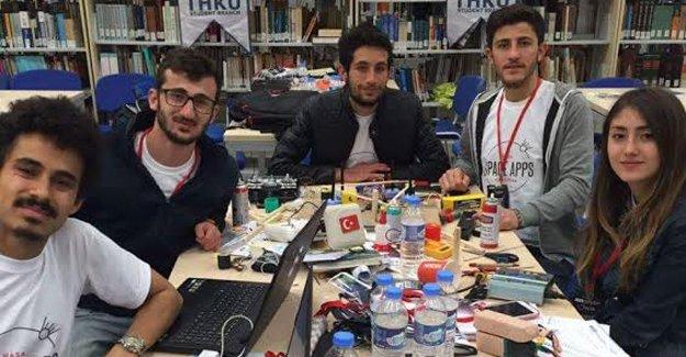 Bayburt Üniversitesi o yarışmada Türkiye ikincisi