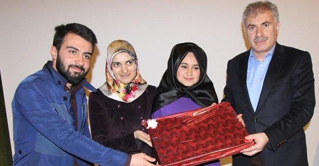 İkametgah kampanyasının ödülleri verildi