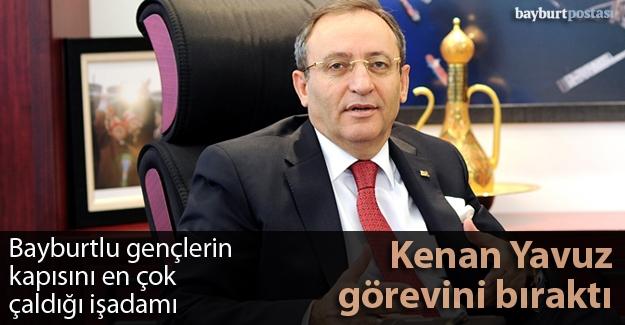 Socar CEO'su Kenan Yavuz görevinden ayrıldı