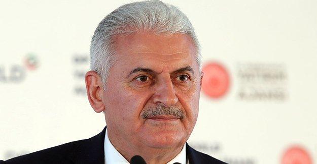 AK Parti'nin yeni Genel Başkanı Binali Yıldırım oldu