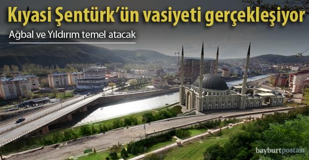 Hacı Kıyasi Şentürk'ün vasiyeti gerçekleşiyor