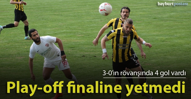 Play-off'a veda