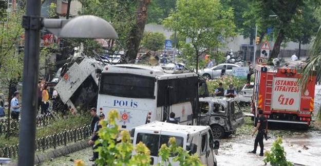 Rektör Coşkun, İstanbul'daki terör saldırısını kınadı