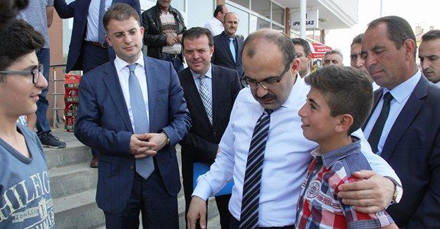 Vali Ustaoğlu, Demirözü'nde