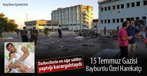 15 Temmuz Gazisi Selmani Terzi taburcu edildi