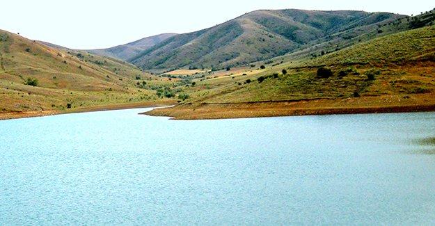 Baraj göletine girenlere yaptırım uygulanacak