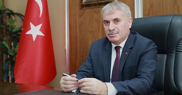 Başkan Memiş'ten altyapı açıklaması