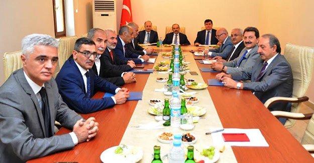 KUDAKA, Ustaoğlu başkanlığında Erzincan'da toplandı