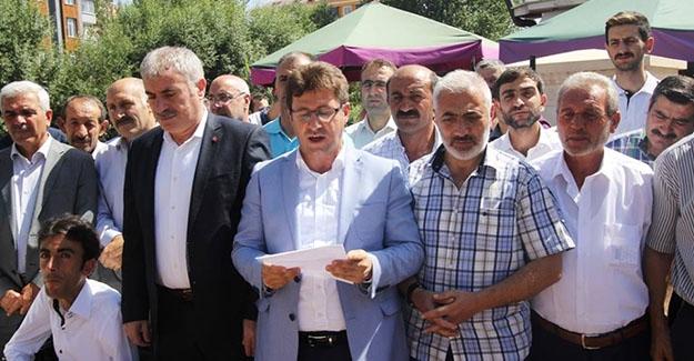 AK Parti'den teröre lanet