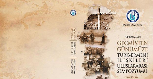 'Geçmişten Günümüze Türk-Ermeni İlişkileri' kitaplaştı