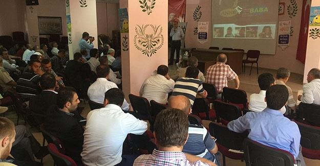 SODES'ten din görevlilerine seminer