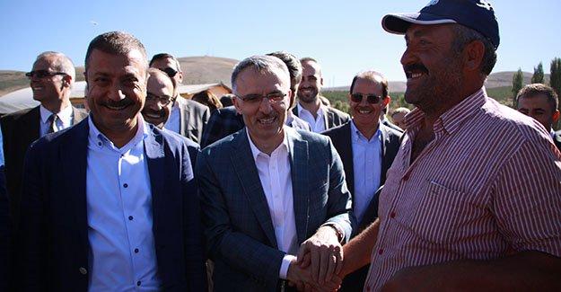 Bakan Ağbal'dan vatandaşa kurbanlık desteği