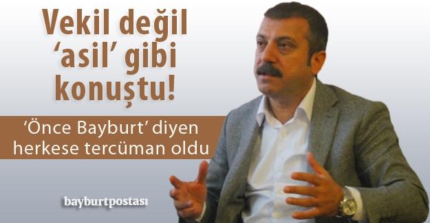 """Kavcıoğlu: """"Bayburt şehir olacak, bu kadar net"""""""