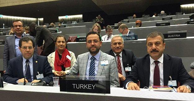 Kavcıoğlu, Cenevre'de darbe girişimini anlattı