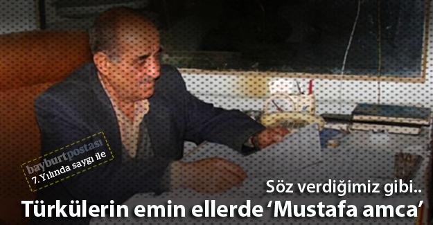 Mustafa Ahıskalıoğlu'nun ardından...