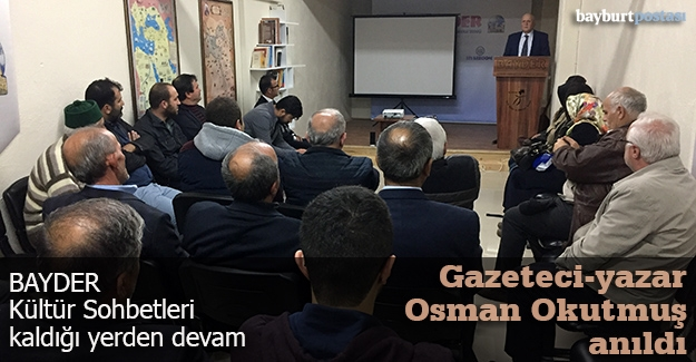 Pekmezci, Osman Okutmuş'u anlattı