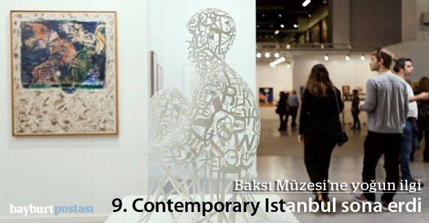 9. Contemporary Istanbul sona erdi