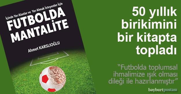 Karslıoğlu'ndan futbol camiası için önemli bir eser