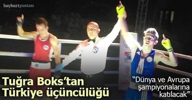 Hakan Çiğdem'den Türkiye üçüncülüğü