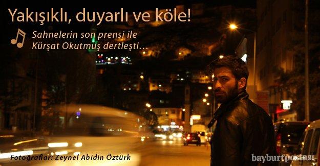 Yakışıklı köle: Mustafa Serkan Yalçın