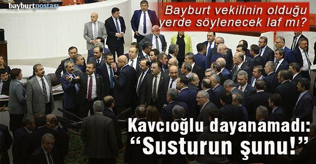 Kavcıoğlu'ndan HDP'li Paylan'a sert tepki!