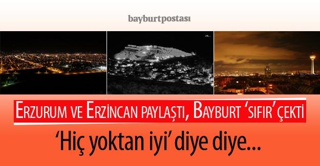 DFD son dönem projeleri açıklandı: Bayburt 2016'da sıfır çekti