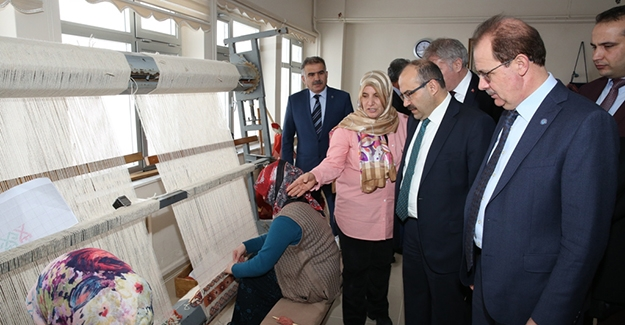 Vali Ustaoğlu Aydıntepe'de