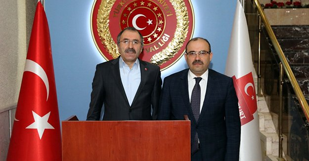 Bakan Yardımcısı Yavilioğlu, Bayburt'ta
