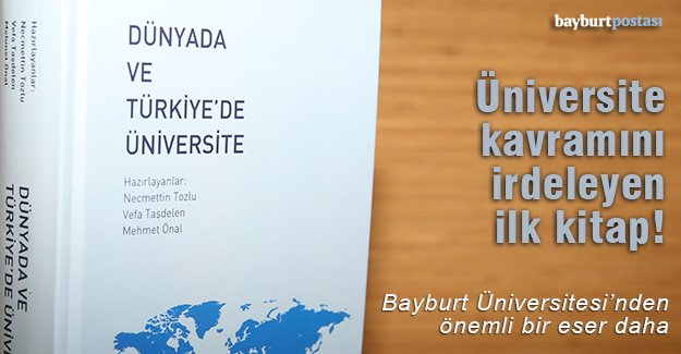 """""""Dünyada ve Türkiye'de Üniversite"""""""