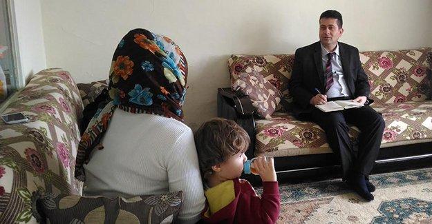 İŞKUR'dan çat kapı ev ziyaretleri