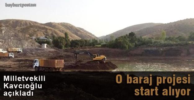 Kırklartepe Barajı'nın yapımına başlanıyor