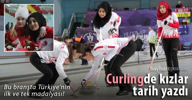 Türkiye curling tarihinde büyük başarı