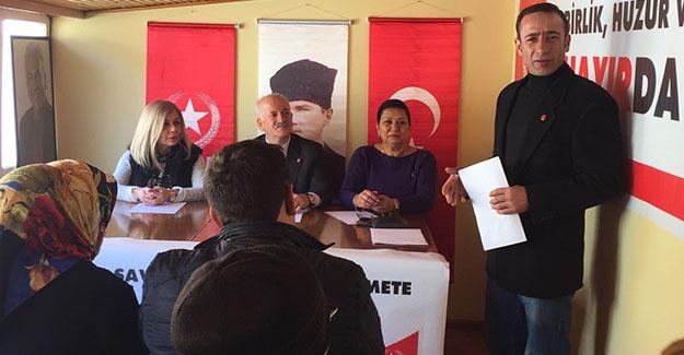 Vatan Partisi, Bayburt kongresini yaptı
