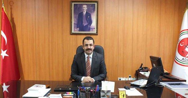 Yeni Başsavcı Ramazan Murat Tiryaki