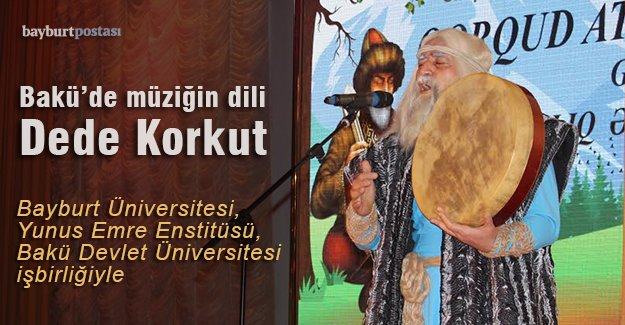 Bakü'de 'Korkut Ata'dan Günümüze Aşıklık Geleneği'