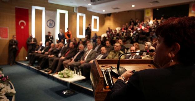Bayburt'ta 'Afet ve İnsan' konulu konferans
