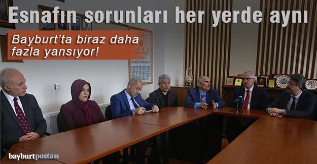 """Yıldırımhan: """"Ankara'da oturan bir bürokrasi anlayışımız yok"""""""