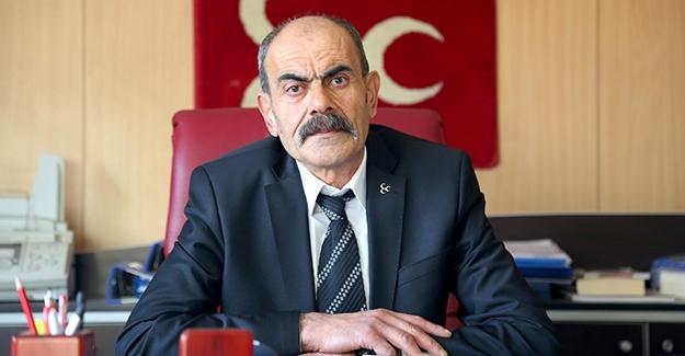 """Kasap: """"Kazanan Türk Milleti ve Bayburt olmuştur"""""""