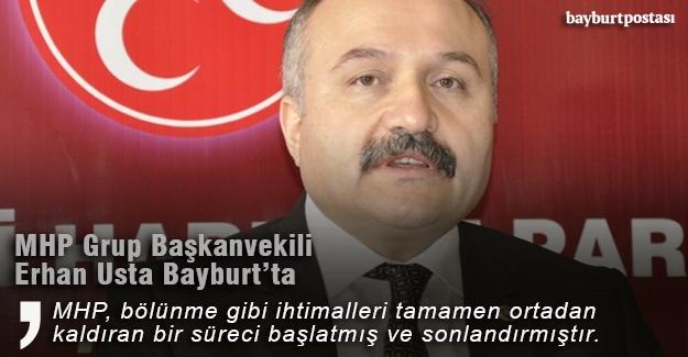 """Usta: """"Millet için 'evet', devlet için 'evet' diyoruz"""""""