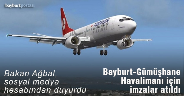 Bakan Ağbal'dan havalimanı açıklaması