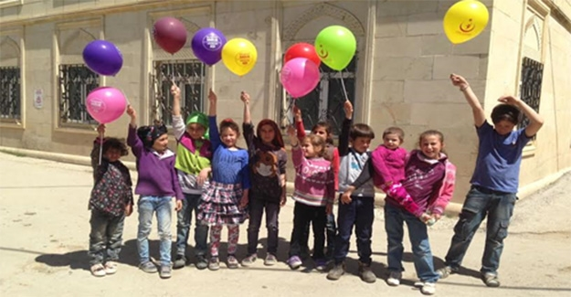 Bayburt'ta 'Aşı Haftası' etkinlikleri