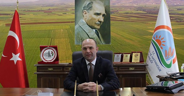 Karabulut'tan 'arazi toplulaştırma' açıklaması