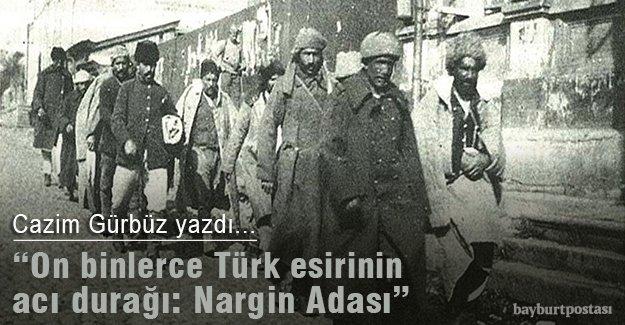 On binlerce Türk esirinin acı durağı: Nargin Adası