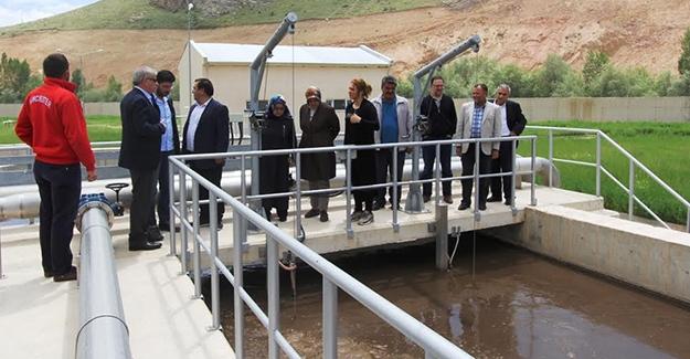 Belediye Meclis üyeleri projeleri inceledi